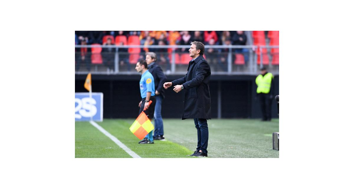 RC Lens : Philippe Montanier s'emballe pour « le joueur le plus complet du monde »