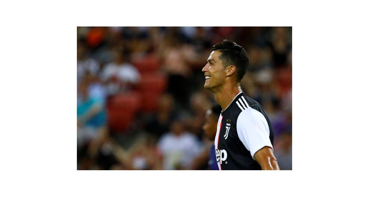 Juventus Turin: le geste classe de Cristiano Ronaldo avec le Portugal
