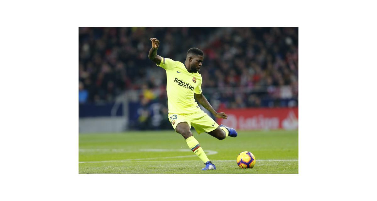 FC Barcelone : Samuel Umtiti a quitté Clairefontaine