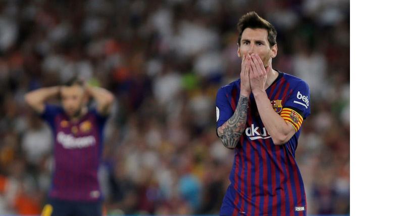 FC Barcelone : Lionel Messi victime d'une rechute ?