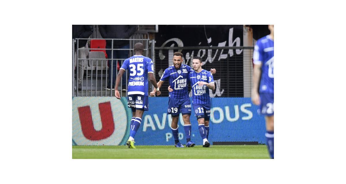 OM, Girondins, RC Strasbourg, Stade Rennais: Mbeumo (Troyes) a choisi son nouveau club