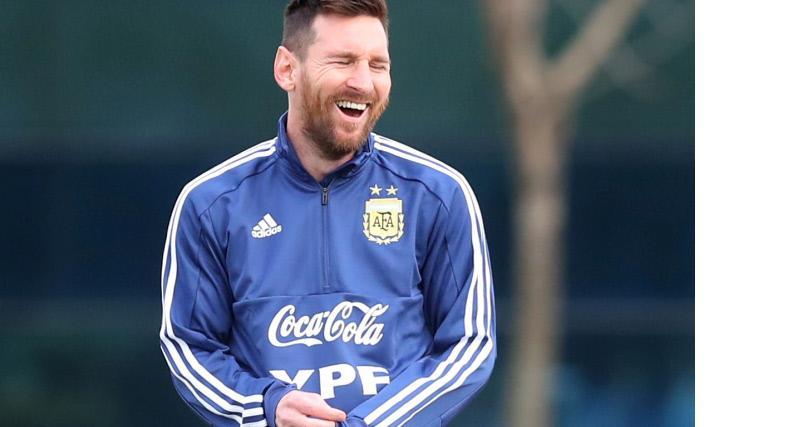 FC Barcelone : les images rares de Lionel Messi en train de se lâcher