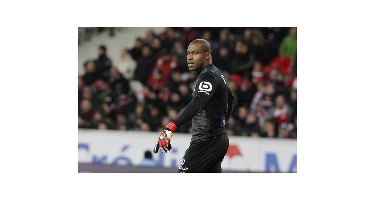 LOSC – Mercato: Vincent Enyeama à l'essai dans un club de Ligue 1 (officiel)