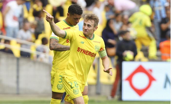 FC Nantes – Mercato: la menace OL se précise pour Valentin Rongier