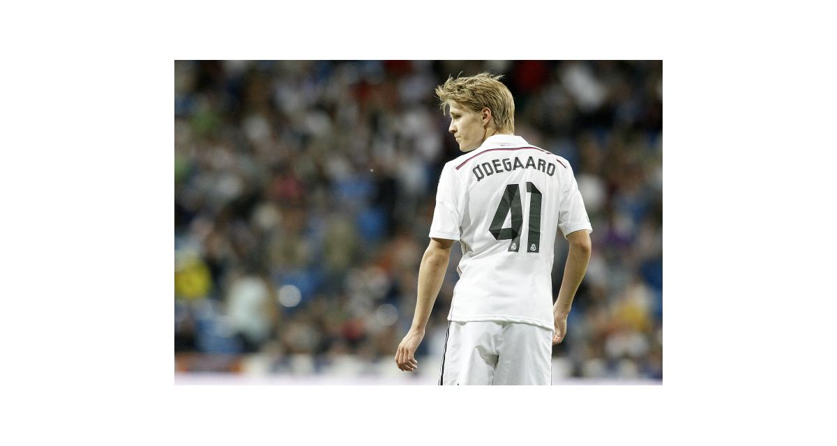 Real Madrid - Mercato : Martin Odegaard prêté à la Real Sociedad (officiel)