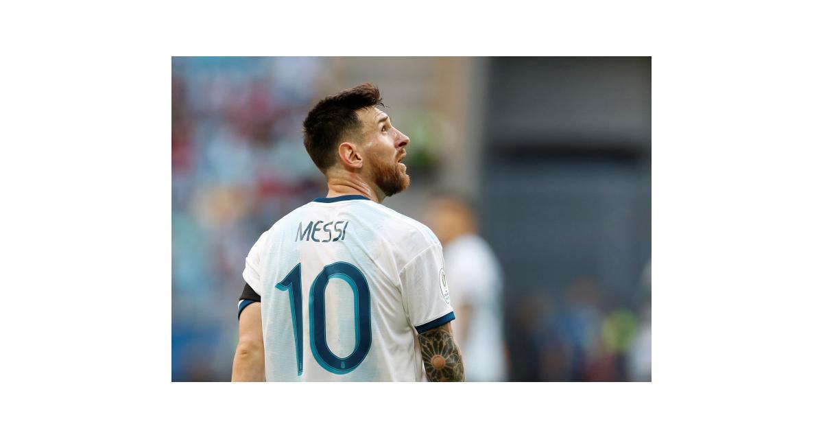 FC Barcelone : Lionel Messi explose après l'élimination de l'Argentine !