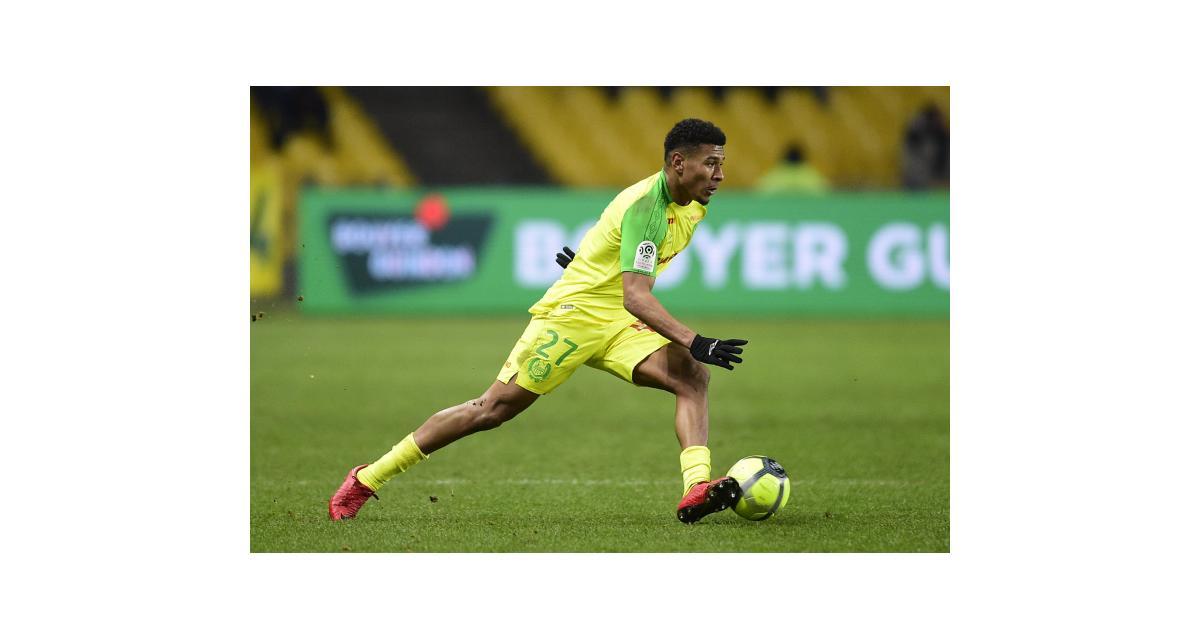 FC Nantes – Mercato: direction la Belgique pour Santy Ngom?