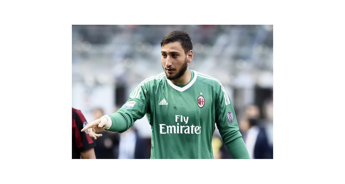 PSG – Mercato: Donnarumma (Milan AC) a accepté un échange avec Areola