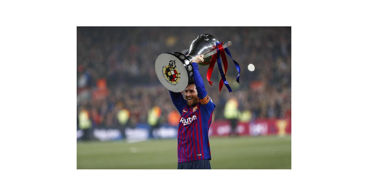 FC Barcelone - VIDEO : le bilan 2018-2019 de Lionel Messi en chiffres