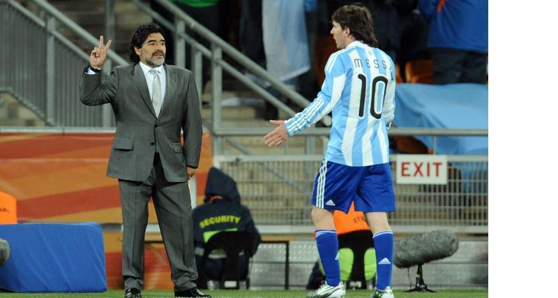 FC Barcelone : pourquoi Messi n'est pas au niveau de Maradona en sélection