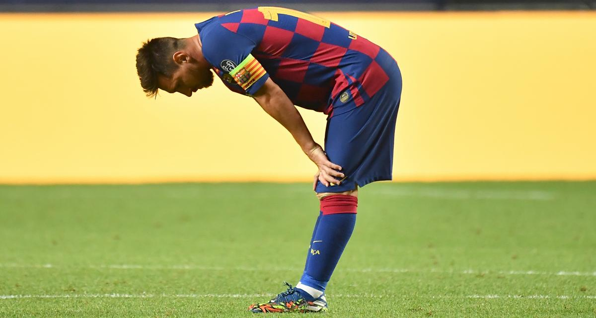 FC Barcelone - Mercato : le clan CR7 a participé à la descente aux enfers de Messi