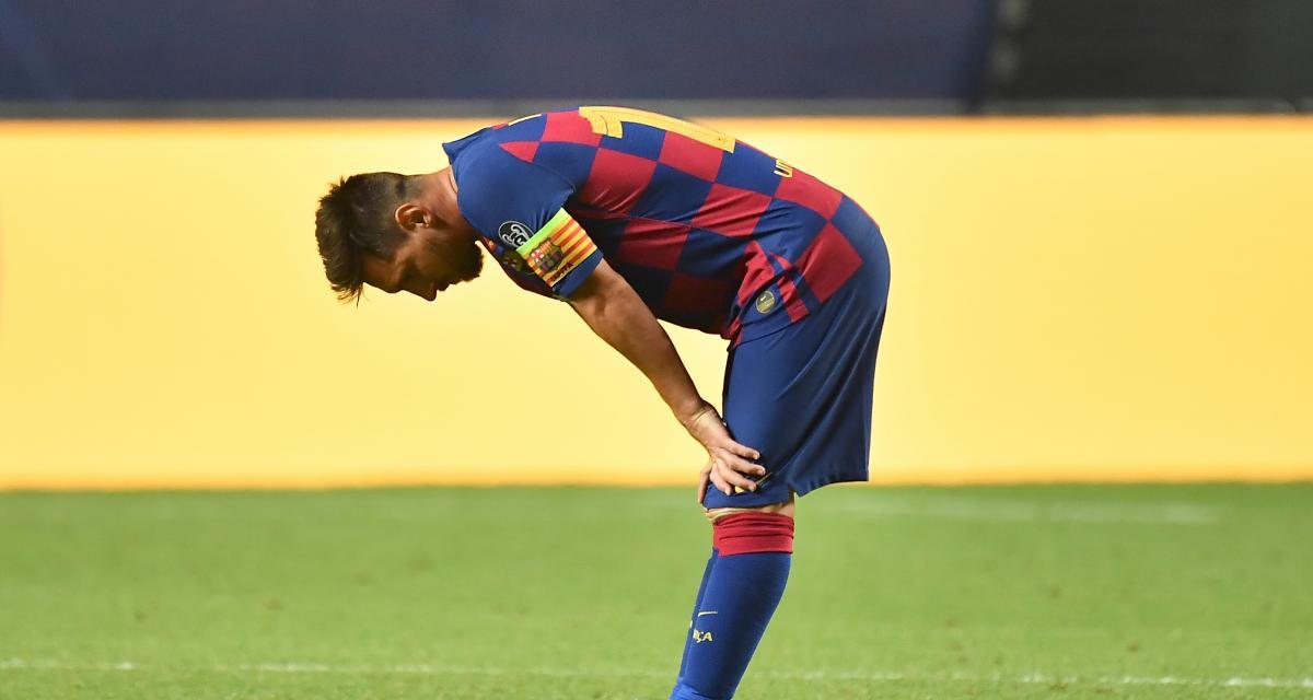 Les infos du jour : le match RC Lens – PSG reporté, Messi aurait décidé de partir