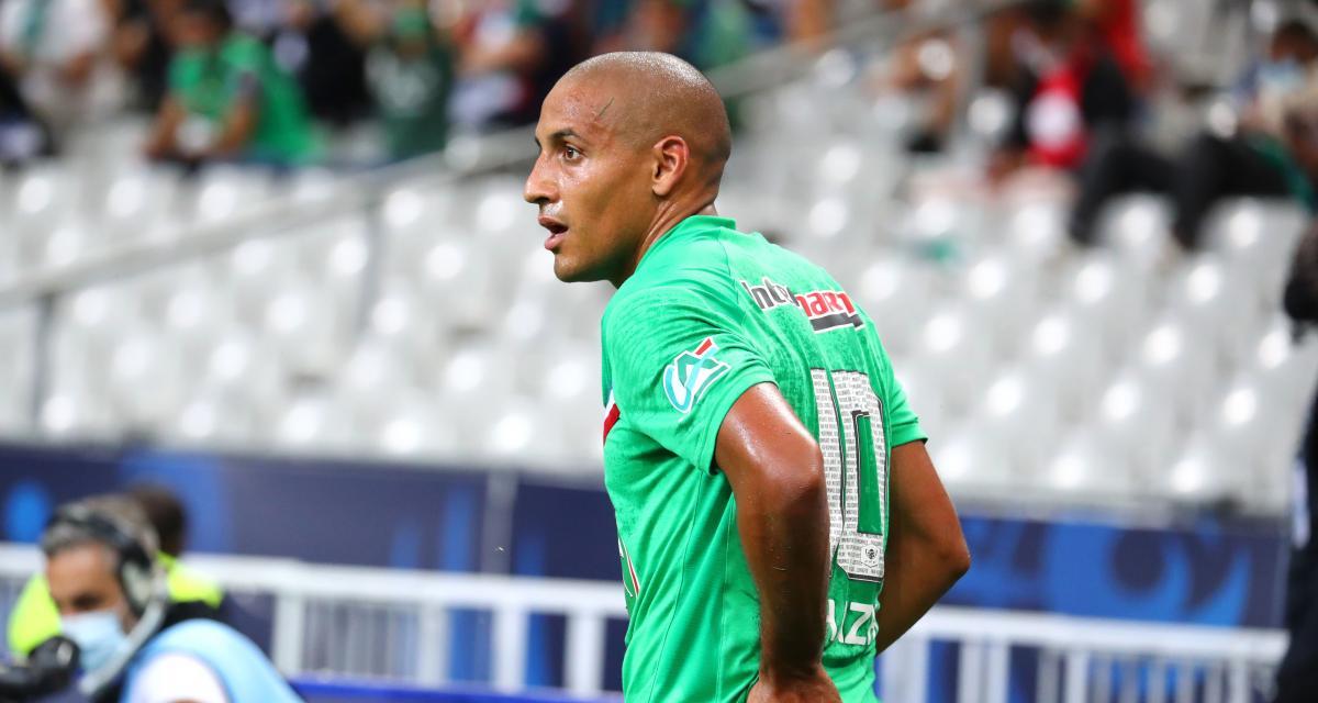 ASSE – Mercato : Khazri tenté par un challenge plus alléchant que Trabzonspor ?
