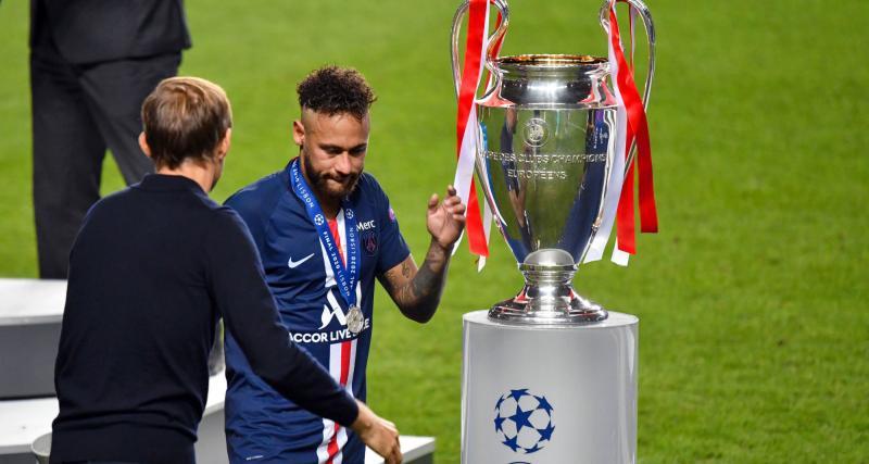 PSG : les raisons de l'échec Mbappé - Neymar dans le Zappfoot de ce mardi (VIDEO)