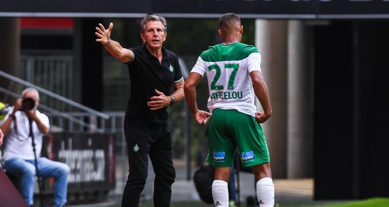 ASSE : des ambitions revues à la baisse pour Claude Puel cette saison ?
