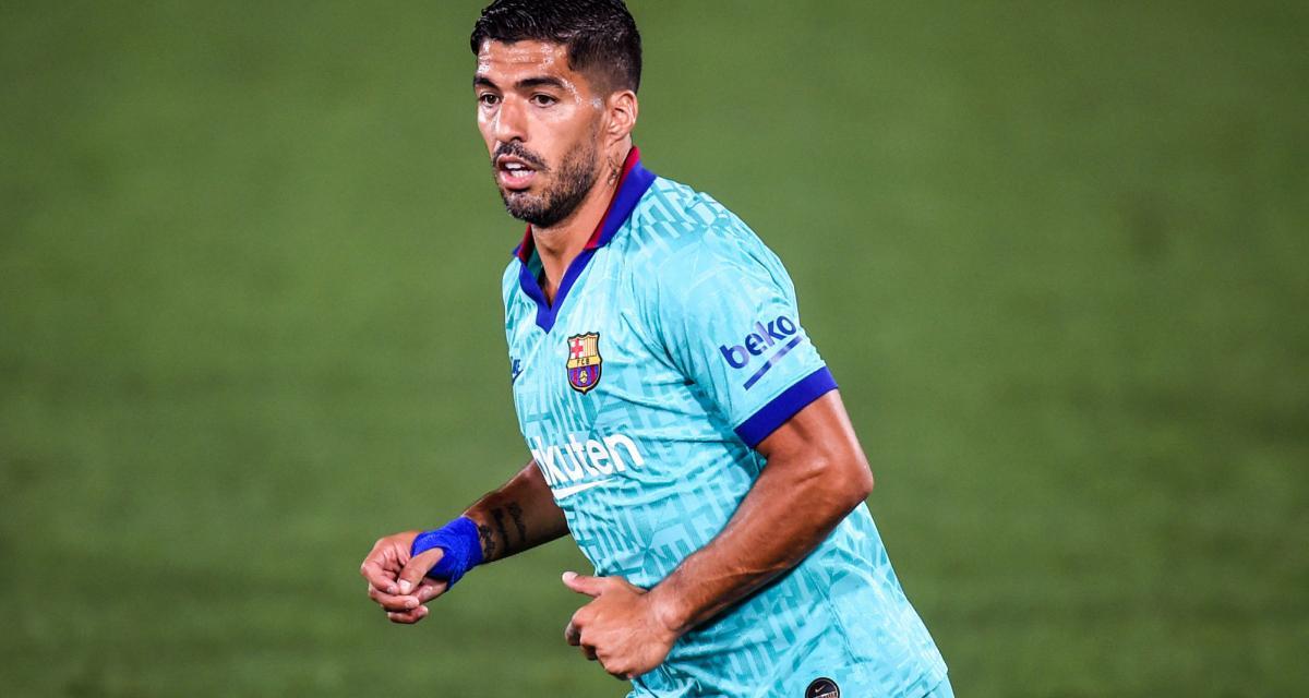 FC Barcelone – Mercato: Luis Suarez annoncé à la Juve de Cristiano Ronaldo!