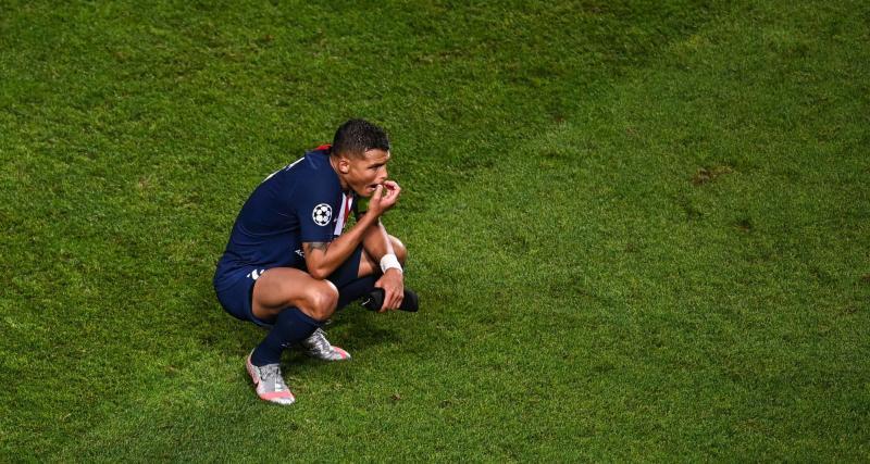 PSG - Mercato : la destination de Thiago Silva ne fait plus aucun doute