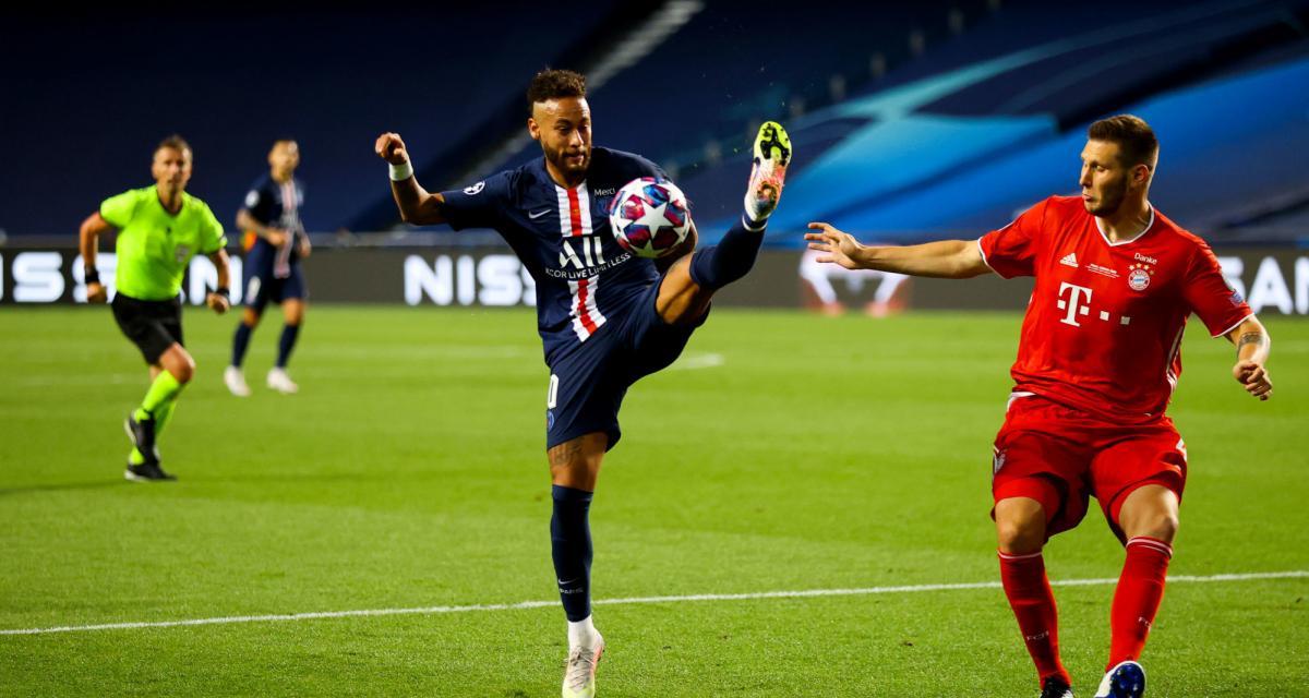 PSG – Bayern Munich (0-1): le constat implacable sur le Final 8 du duo Neymar – Mbappé