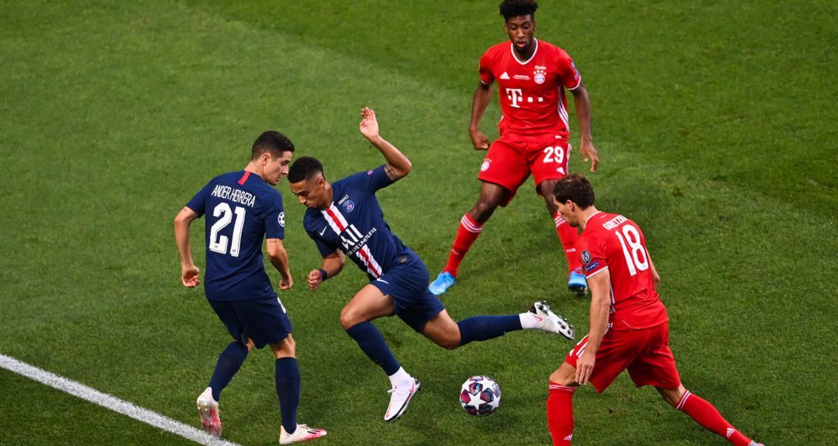 Résultat Ligue des champions : personne ne trouve la faille entre le PSG et le Bayern (0-0, mi-temps)