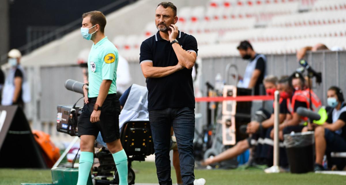 OGC Nice – RC Lens (2-1): Haise confie ses regrets et détaille les absences de Fofana et Haidara