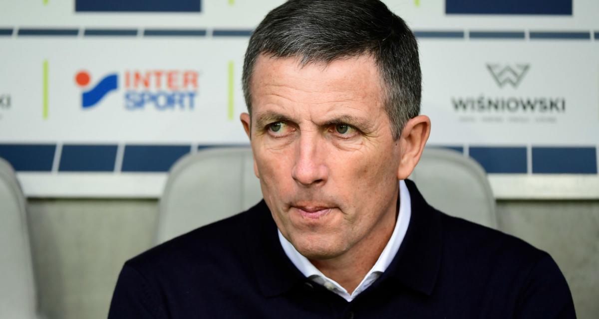 RC Strasbourg: Laurey recadre ses troupes après la baisse de régime à Lorient (1-3)
