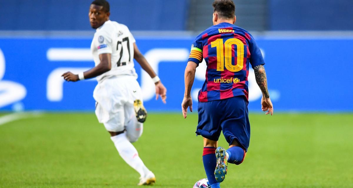 FC Barcelone - Mercato : l'opération séduction auprès de Messi a débuté