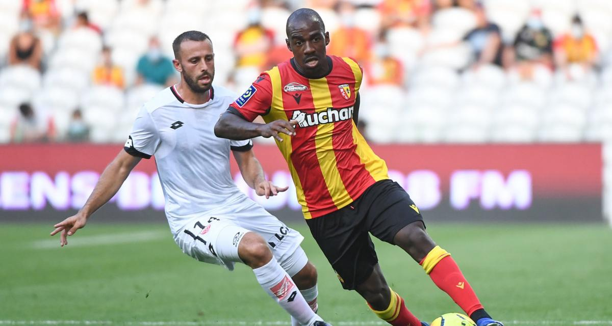 Ligue 1: OGC Nice – RC Lens, les compositions d'équipe (Kakuta leader d'attaque)
