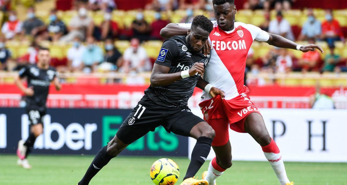 Résultat L1 : l'AS Monaco revient de loin contre le Stade de Reims (2-2)