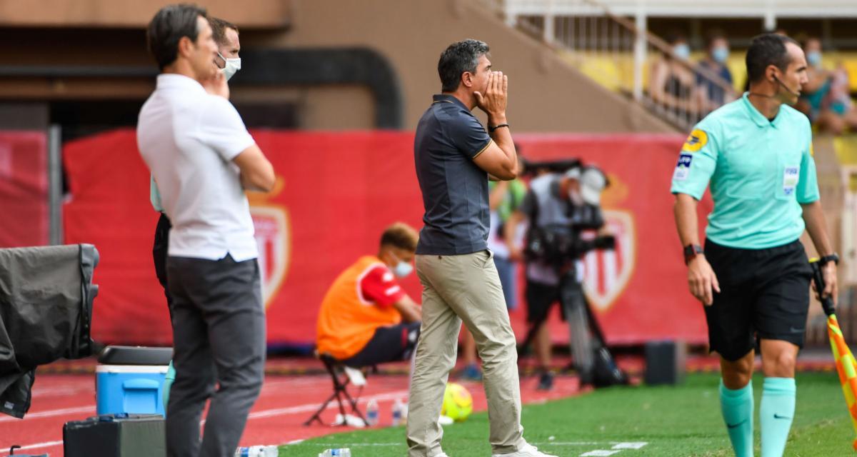 Résultat L1 : AS Monaco 1 - 2 Stade de Reims (mi-temps)