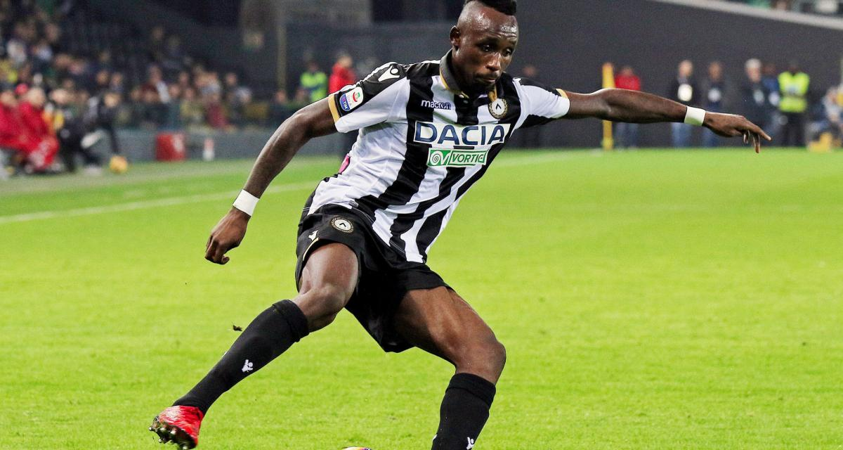 RC Lens: Seko Fofana, débuts retardés!