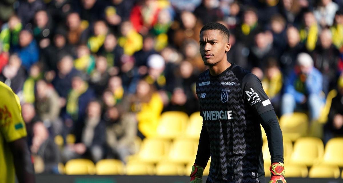 Girondins - FC Nantes (0-0) : Lafont tempère la sortie musclée de Pallois
