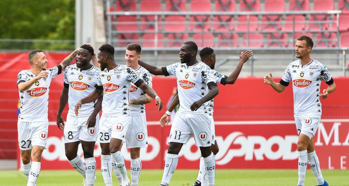Résultat Ligue 1: Angers s'impose à Dijon (1-0)