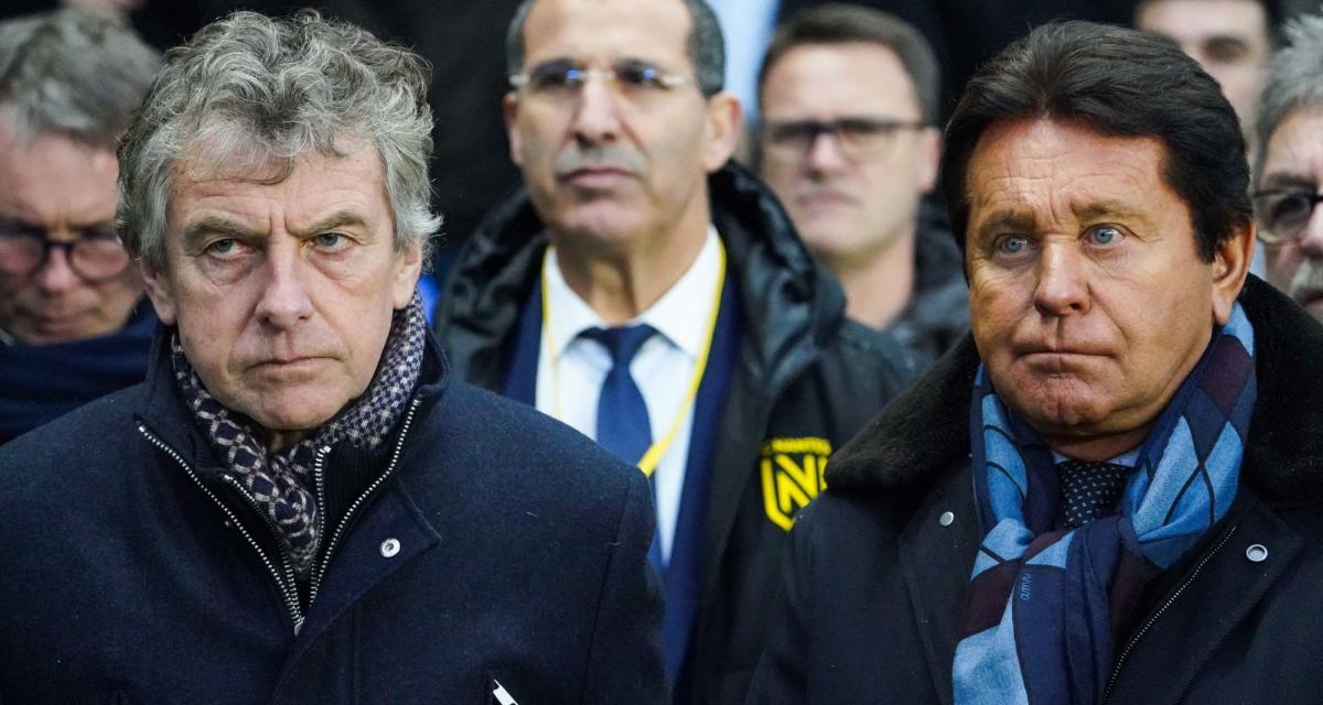 FC Nantes - Mercato : ulcéré à Bordeaux, Kita relance en urgence le dossier de l'attaquant