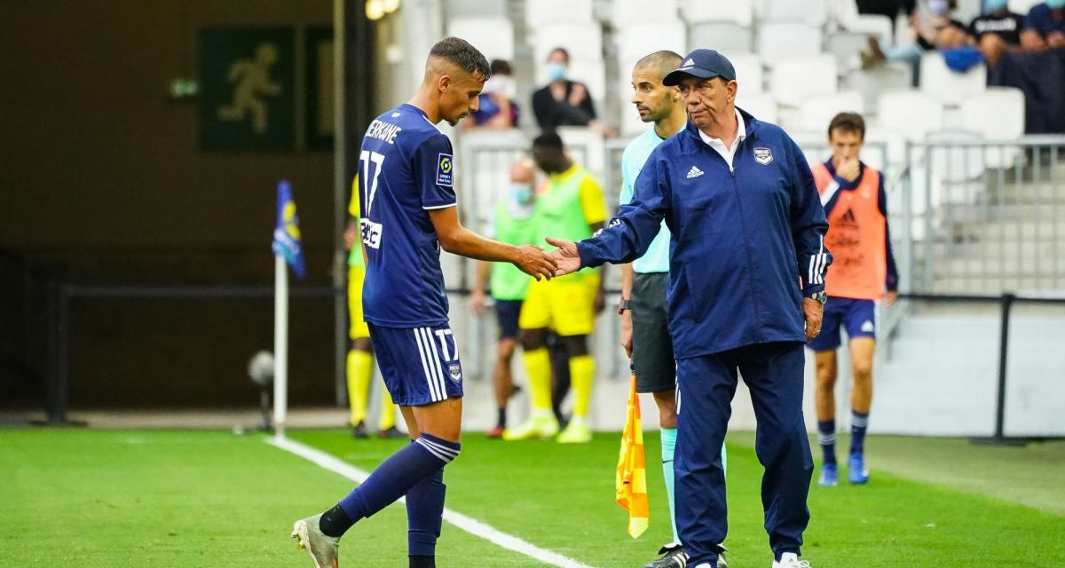 Girondins - FC Nantes (0-0) : Koscielny retient deux satisfactions du derby