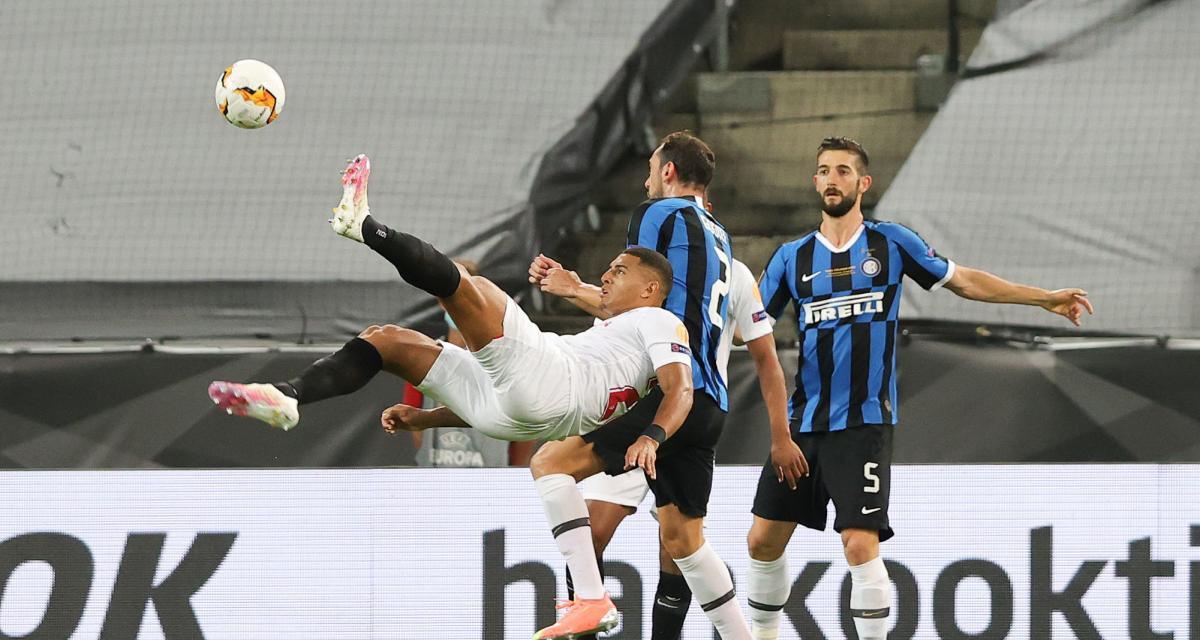 Résultat Ligue Europa : le FC Séville triomphe face à l'Inter après une finale magnifique (3-2)