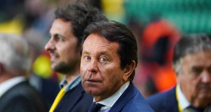 FC Nantes – Mercato: Waldemar Kita plus prêt que jamais à se lâcher sur un buteur?