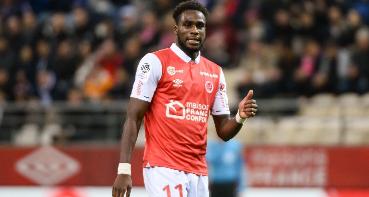 Stade de Reims – Mercato: le concurrent de Boulaye Dia laissé de côté par l'OM?