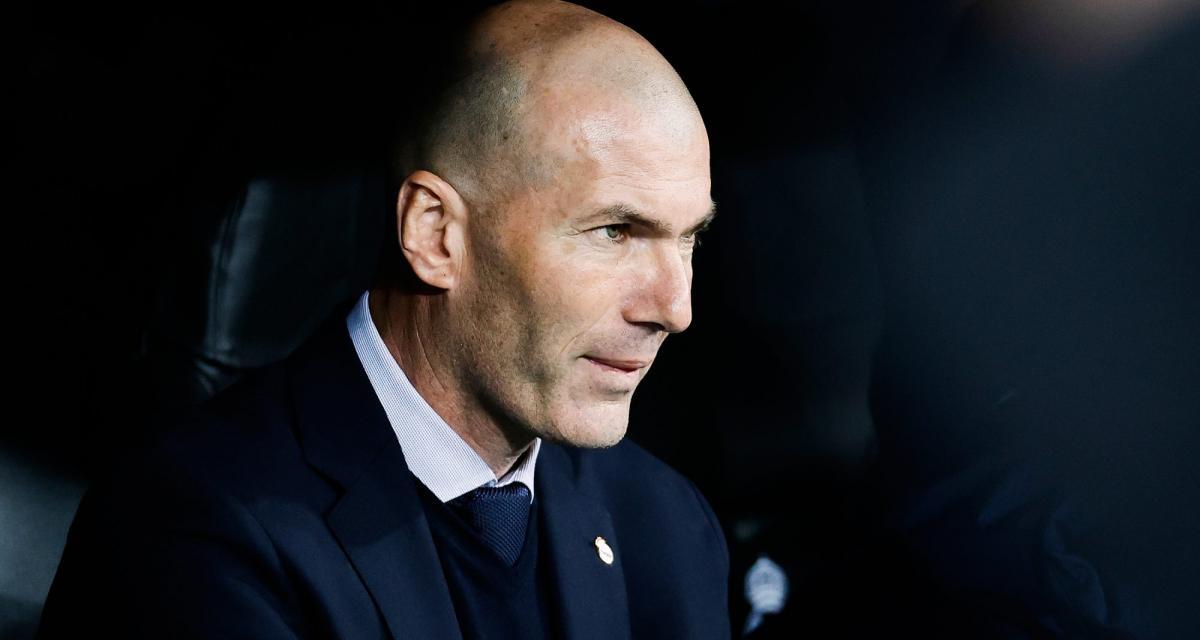 OM : Zinédine Zidane ne ferme pas la porte