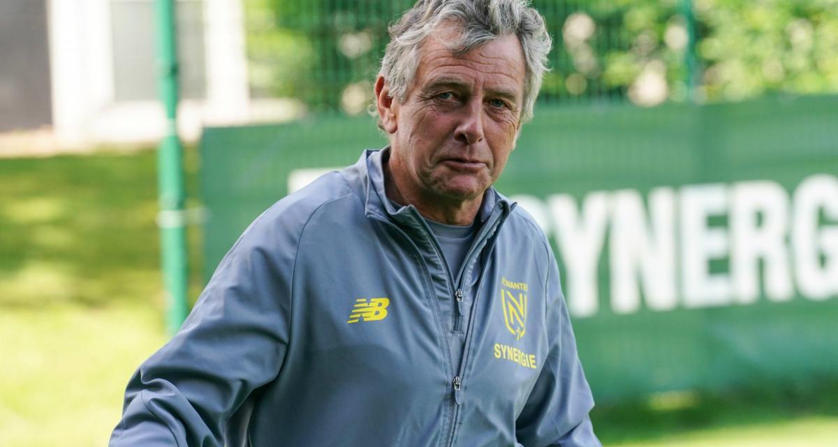 FC Nantes : les blessés, la reprise du championnat... ce qu'il faut retenir de la conf' de Christian Gourcuff