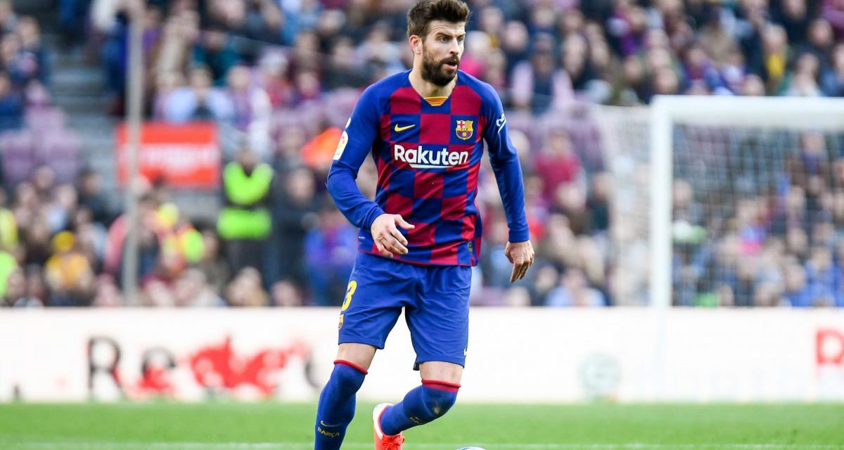 FC Barcelone - Mercato : destination surprenante pour Gérard Piqué ?