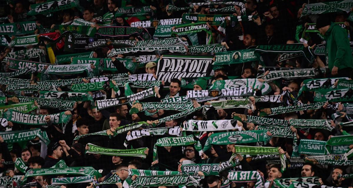 ASSE : la grande décision des supporters des Verts pour le début de saison