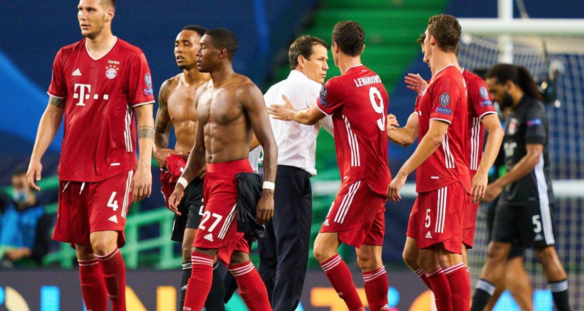 OL – Bayern (0-3): Garcia détaille le plan des Gones et nuance Juninho sur le Mercato