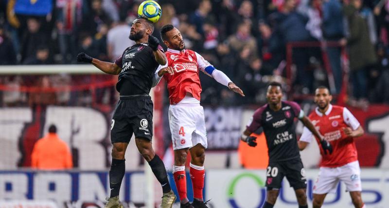 Stade de Reims - Mercato : Romao a trouvé son point de chute en L2