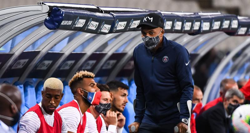ASSE : les Verts ont rendu fou Kylian Mbappé (PSG)