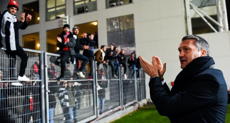 Stade Rennais, Girondins : Olivier Létang refuse un retour au premier plan