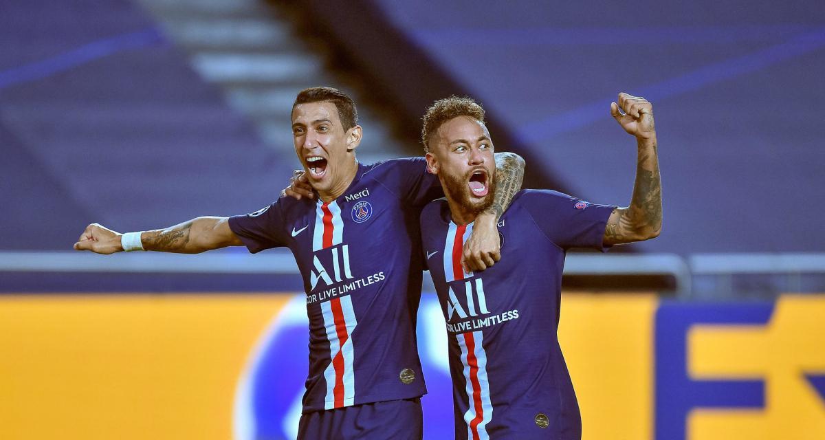 PSG : Neymar à la faute et privé de finale de Ligue des champions ?