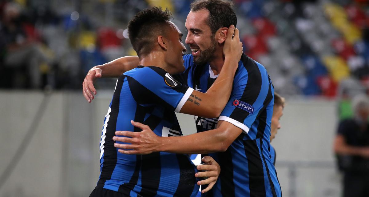 Ligue Europa: l'Inter Milan écrase Donetsk (5-0) et rejoint le FC Séville en finale