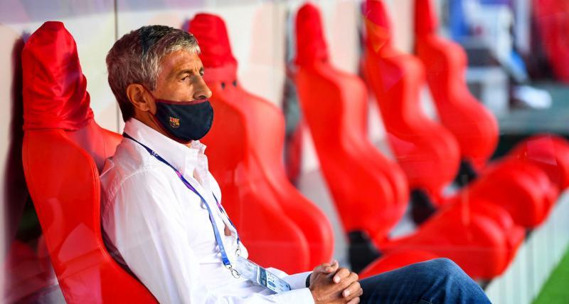 FC Barcelone: Quique Setién limogé (officiel), la voie est libre pour Koeman