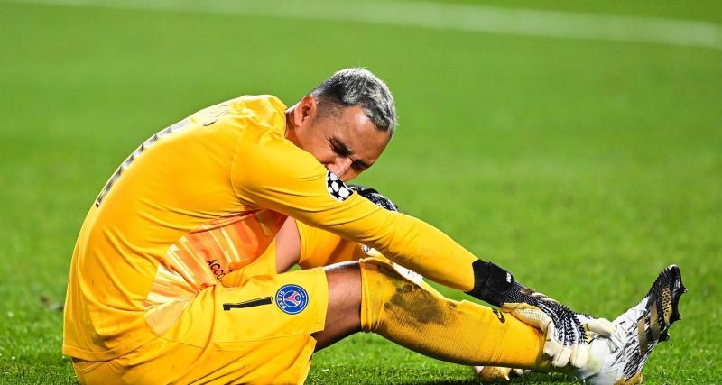 PSG: Navas forfait contre Leipzig, Gueye ménagé