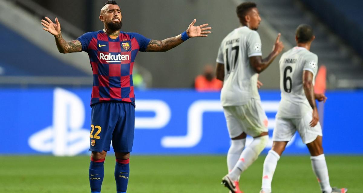 Résultat Ligue des champions : le Bayern a fait vivre un calvaire au FC Barcelone (8-2)